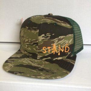 Stand Camo Trucker