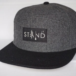 Stand Charcoal