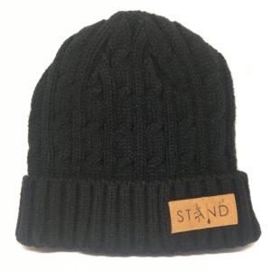 Stand Toque Black