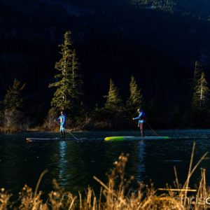 Norman Hann and Alex Mcleod Squamish