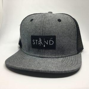 StandOxfordChambray